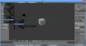 Blender Export Three.js